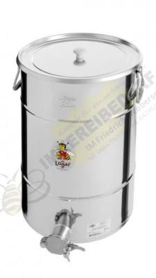 Abfüllbehälter 50kg Auflagedeckel