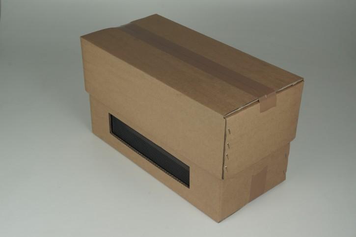 5 Waben Versandbox Einheitsmaß