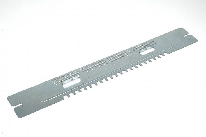 Fluglochschieber Metall