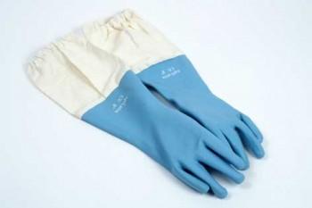 Gummi Handschuhe