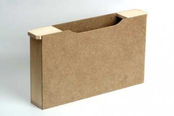 Futtertasche Holz