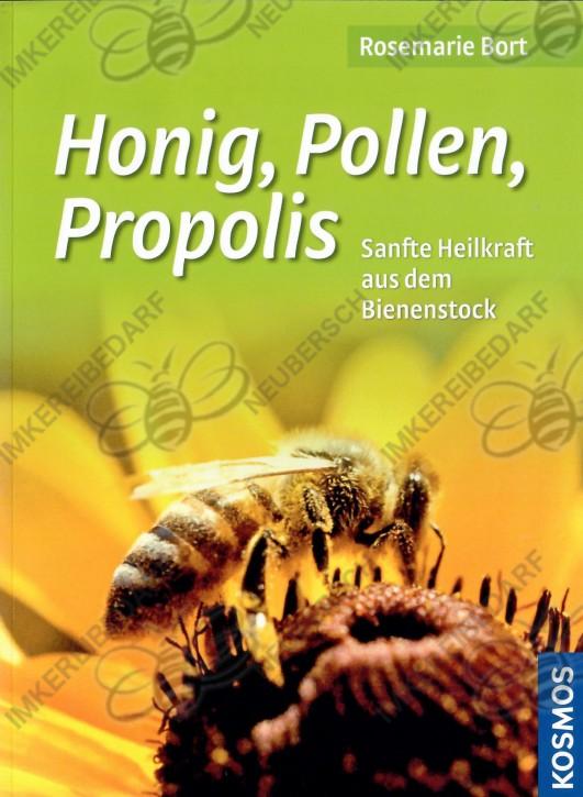 Honig, Pollen,Propolis