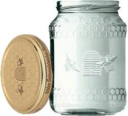 Imkerbund Honigglas  1000g