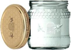 Imkerbund Honigglas 500g