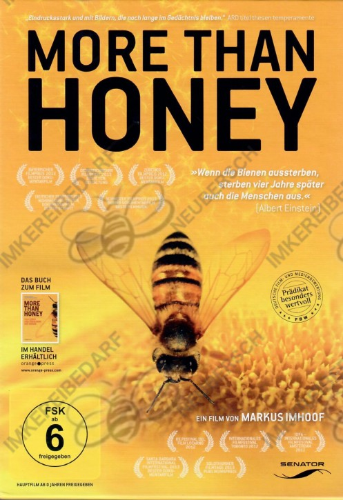 More than Honey (DVD) Imhoof